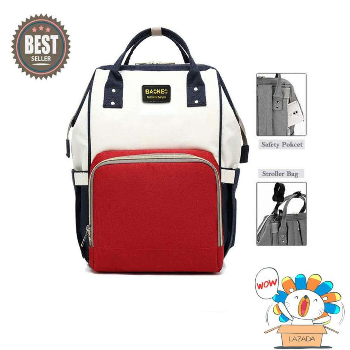 a78f99abe8 Fashion Mummy Maternity Nappy Bag Brand Large Capacity Baby Bag Travel  Backpack Desinger Nursing Bag for