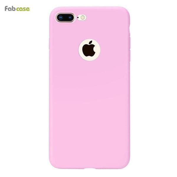 Fabcase Candy Color Case - Pink Oppo A83t tiPhone 5s t 6s t 6 Plus t7 t 7  Plus tOppo A59 t A71 t F5 t F7 youth t F7 t F9 tVivo V5 plus t V5 t V7 t V9