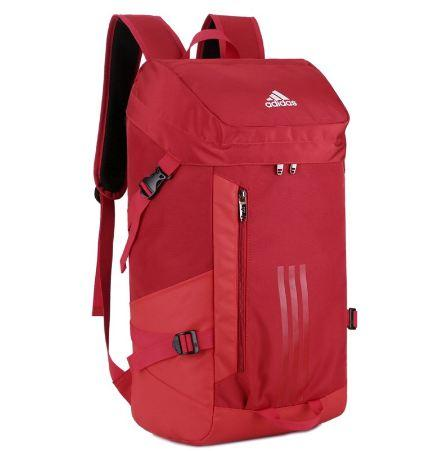 46299fea3a51 Adidas 3 Stripes Man Woman Laptop Travel School Outdoor Hiking Backpack Bag