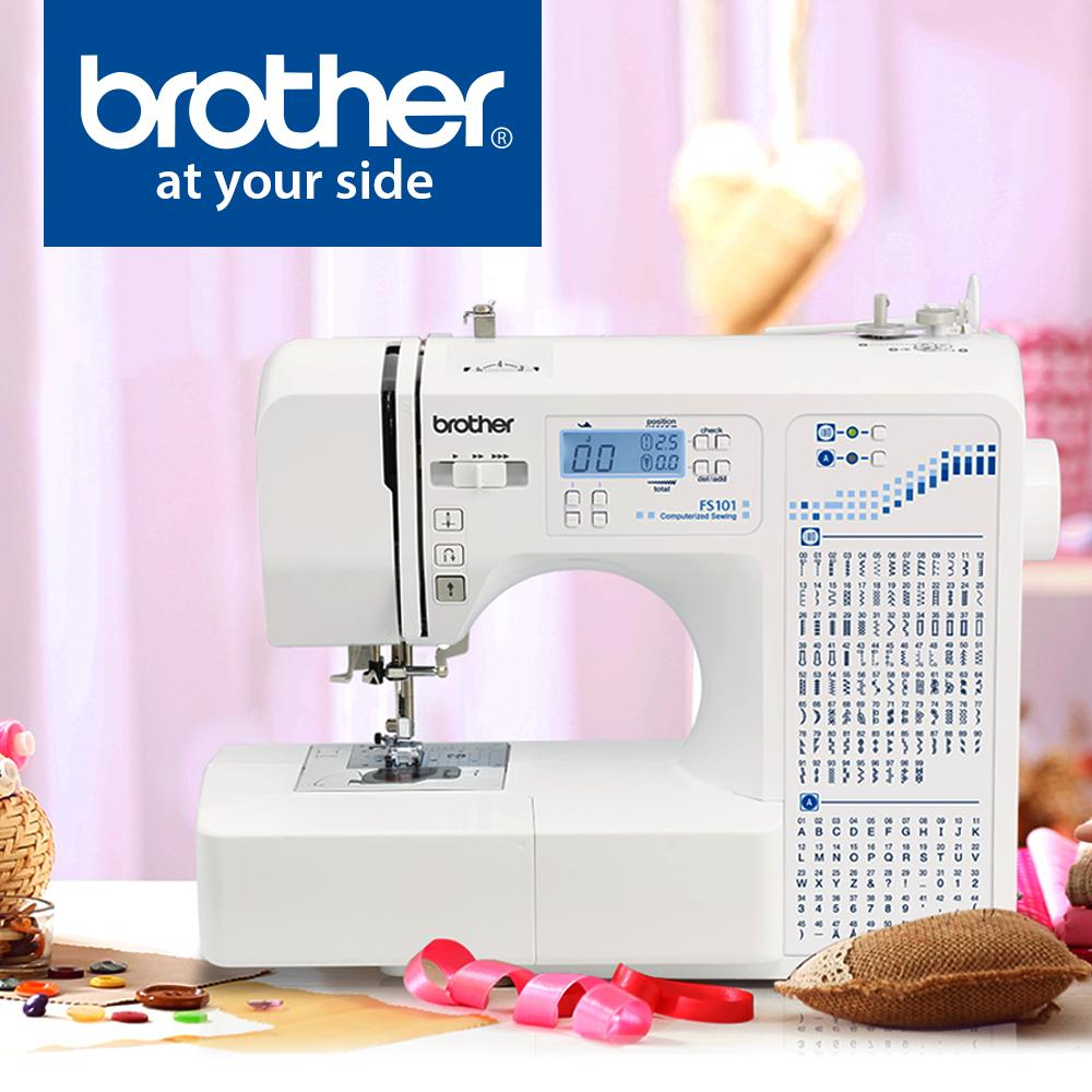 Top Rated Sewing Machines 2020.Brother Fs101 Computerized Sewing Machine