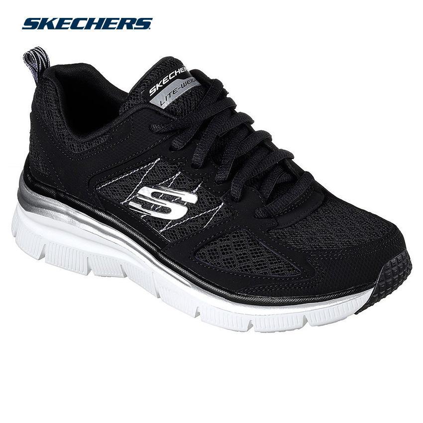 8ed8a328b32 Skechers Women Fashion Fit - Not Afraid Sports Footwear 12713-BKW (Black  White)