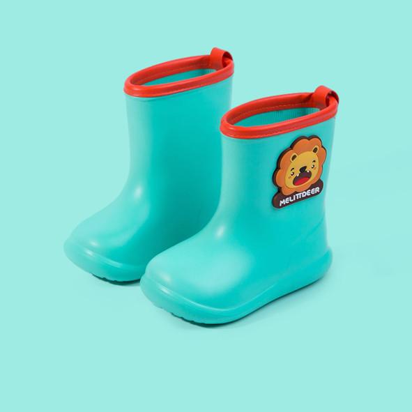 Giày Trẻ Em, Giày Trẻ Em Đế Mềm Giày Em Bé Giày Đi Mưa Cao Su Chống Thấm Nước Hình Hoạt Hình Cho Bé Trai Bé Gái Trẻ Mới Biết Đi Ủng Đi Mưa giá rẻ