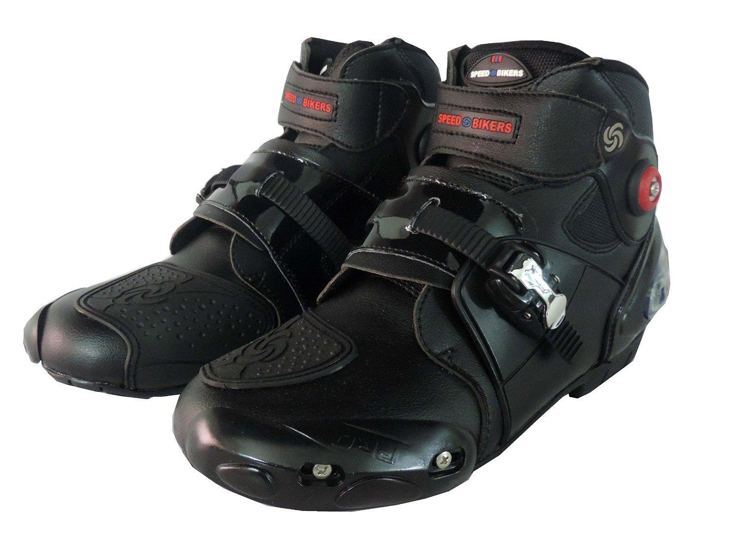 95dbd8d3b19 PROBIKER SPEED LOW CUT leather racing motocross boots motorcycles moto shoes  racing pro biker motorcycle boots