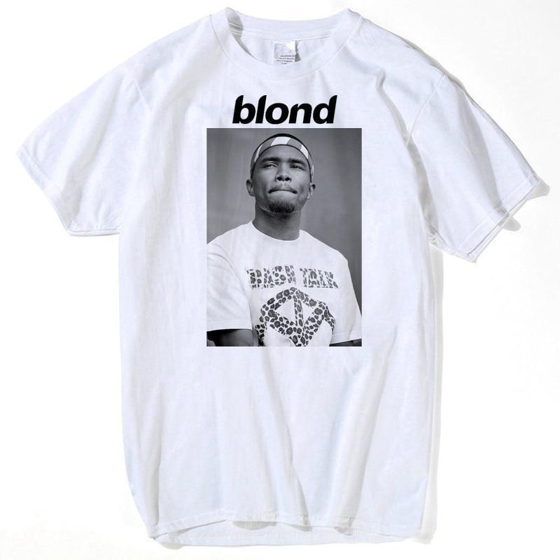 abb4356941 Frank Ocean Blonde T Shirt Tee Shirt for Men Printed Men T-Shirt Short  Sleeve Funny Tee Shirts Top Tees tshirts men t shirt 2018