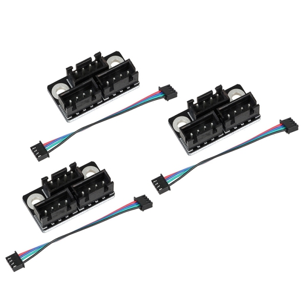 Bảng giá 3Pcs 3D Printer Stepper Motor Parallel Module with Cable Dual Z Axis Dual Z Motor for Lerdge 3D Printer Board Phong Vũ