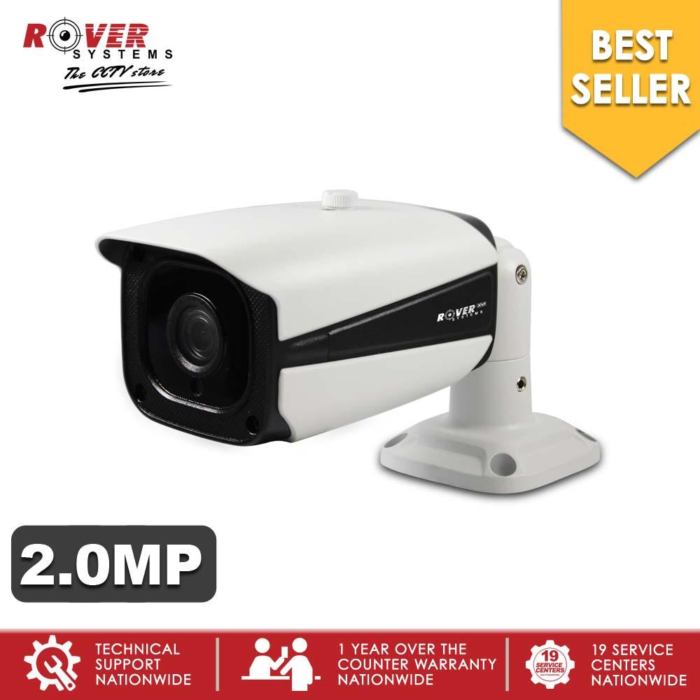 Rover Systems XVI Camera 2.0MP 1080P Bullet Outdoor CCTV Camera Night Vision up to 30m IR Distance