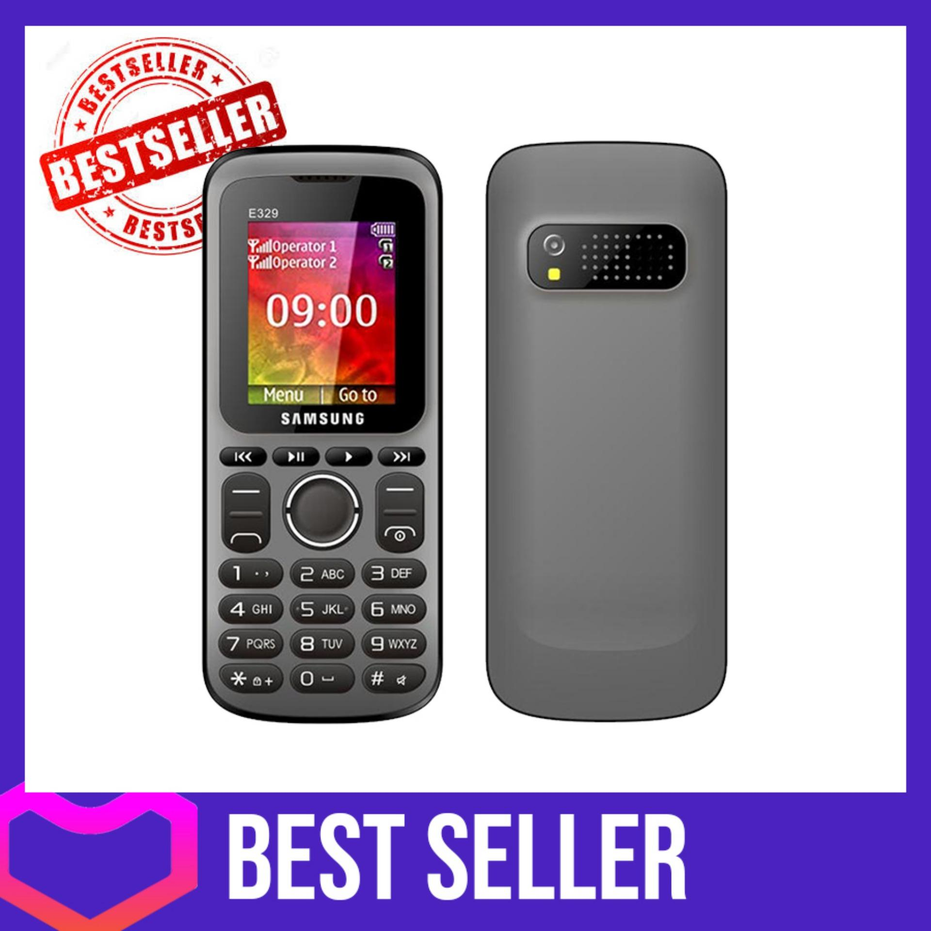 Samsung E329 Handy Compact Keypad Dual Sim Mobile Phone By Better Goods.