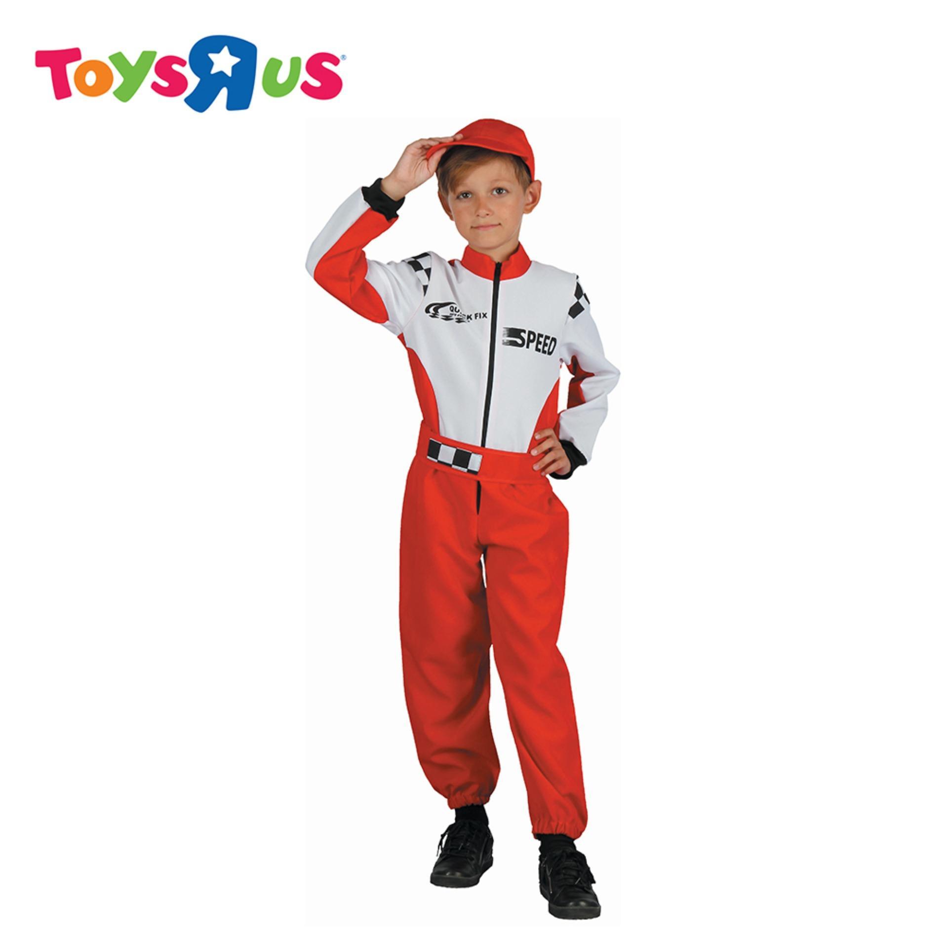 Mavis Halloween Costume Toddler.Racing Driver Costume Large