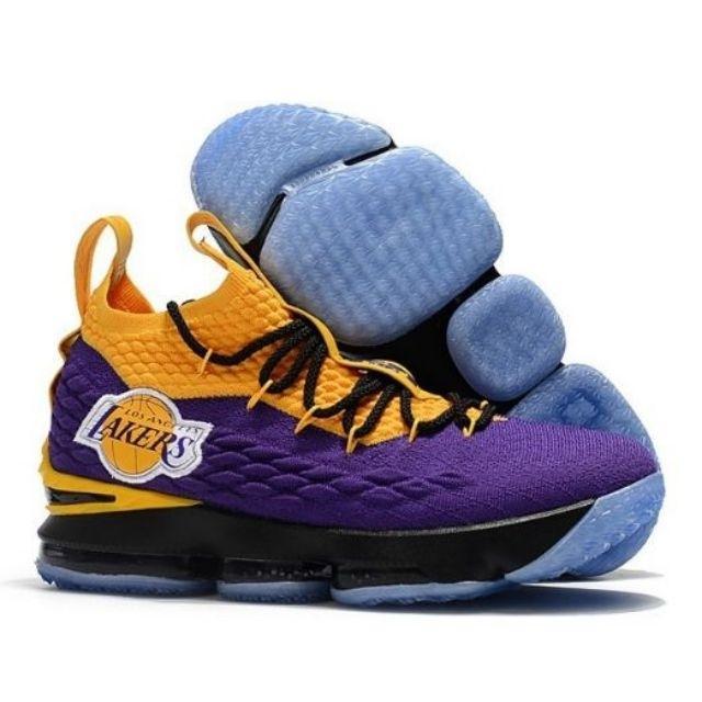 Sales promotion Lebron 15 Lakers (OEM