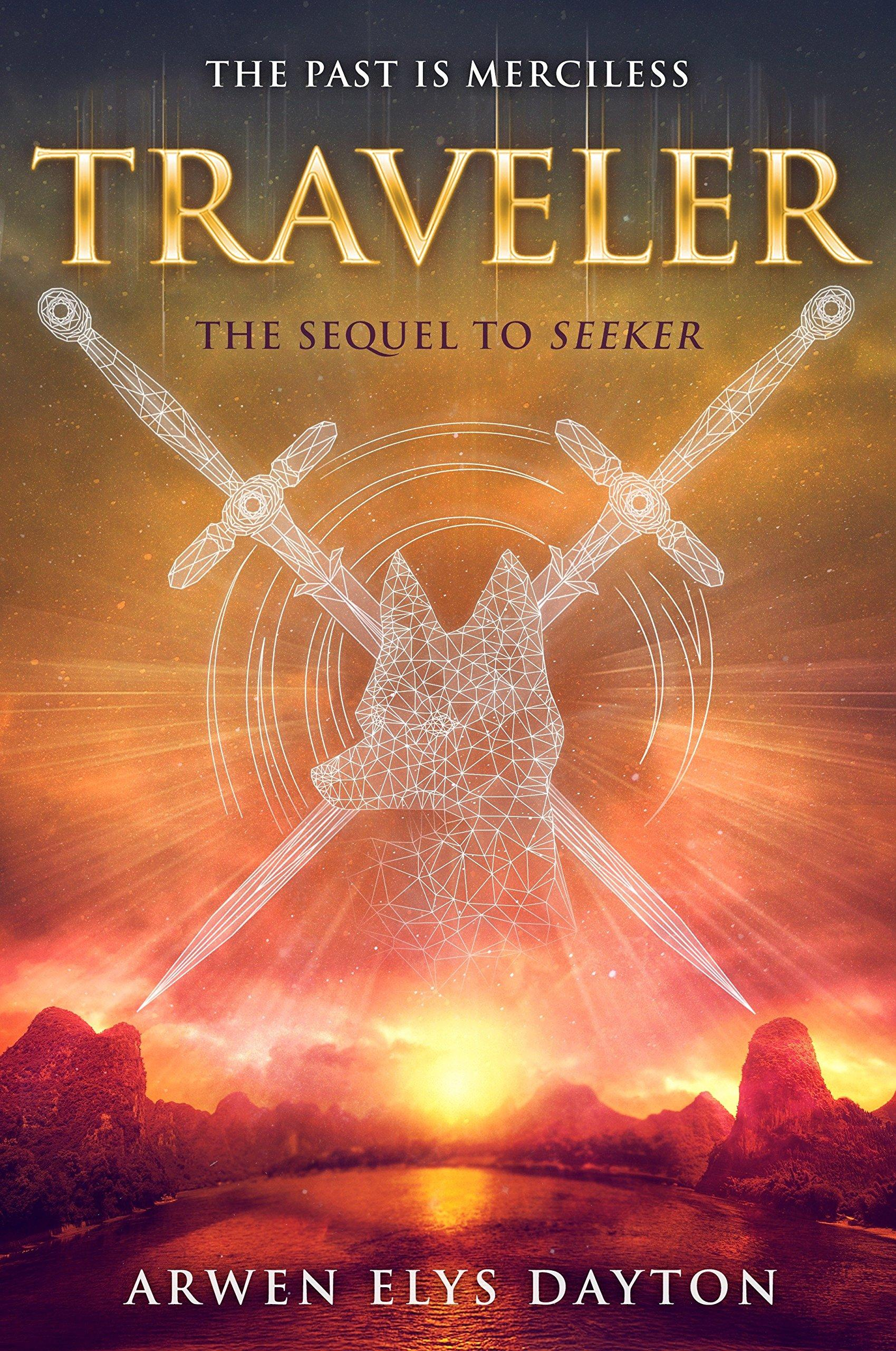 [hardcover] Traveler By Hawker.