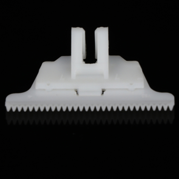 Q & R Lưỡi Cắt Gốm Kẹp Tông Đơ 2 Lỗ Không Dây Phù Hợp Với Tông Đơ Cắt Tóc Râu