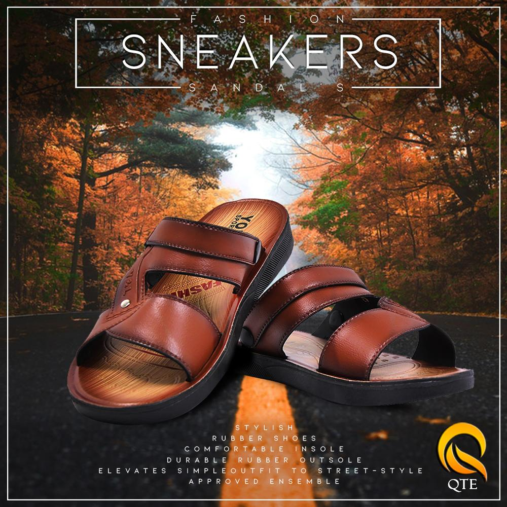 A90 Comfortable Sandals For Men By Qte Online Shop.