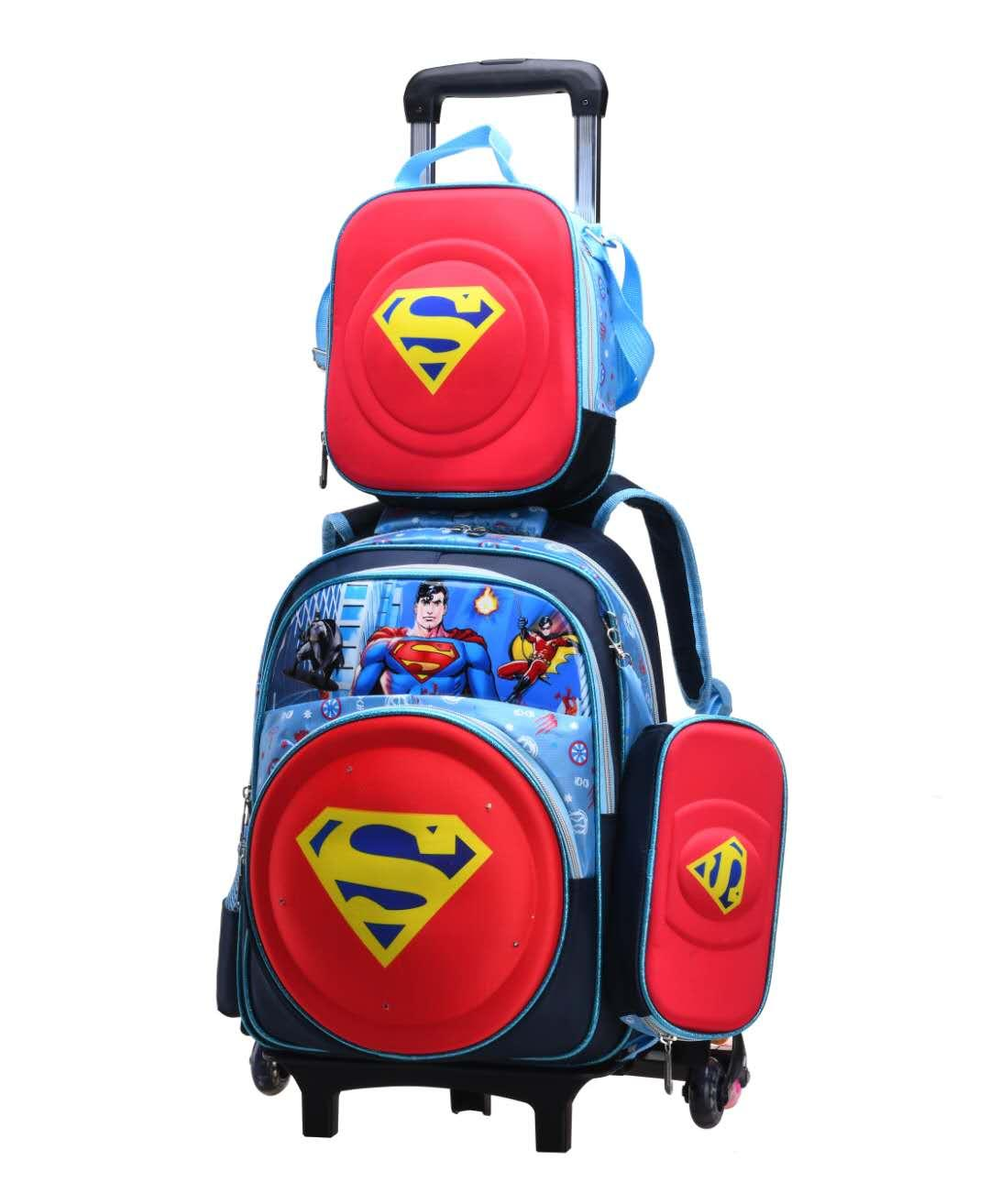 57caa68c0 Kids Trolley Bags for sale - Rolling Backpack for Kids Online Deals ...