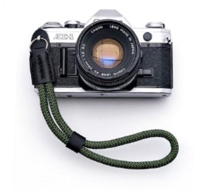 Safe Cable Hand Camera Wristband Camera Carrying Strap Wrist Strap Vintage Camera Rope Digital Mirrorless Camera