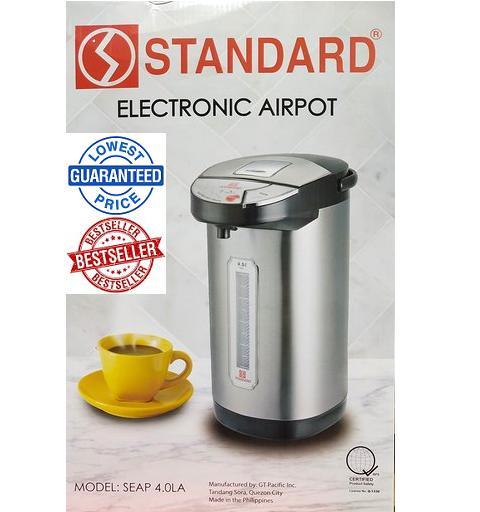 Standard Electric Airpot Seap-4.0 La By Audio Image.