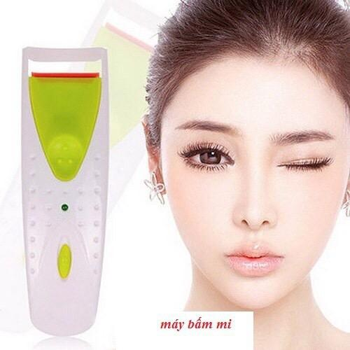 Heated Eyelash Curler Eye Lashes Long Lasting Beauty By Henry&janet Apparel Corp.
