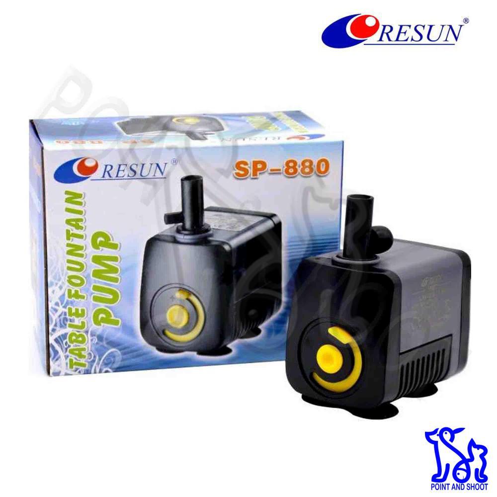 Resun Magic-jet Filter Magi380 Water Pump New Boxed Last Style Fish & Aquariums