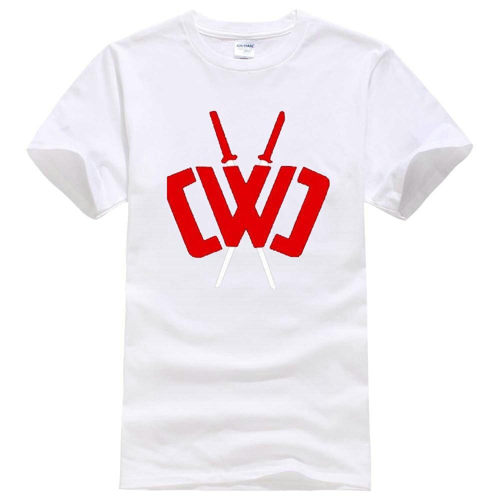 Magic Love Chad Wild Clay Adult Male T-Shirts Short Sleeve