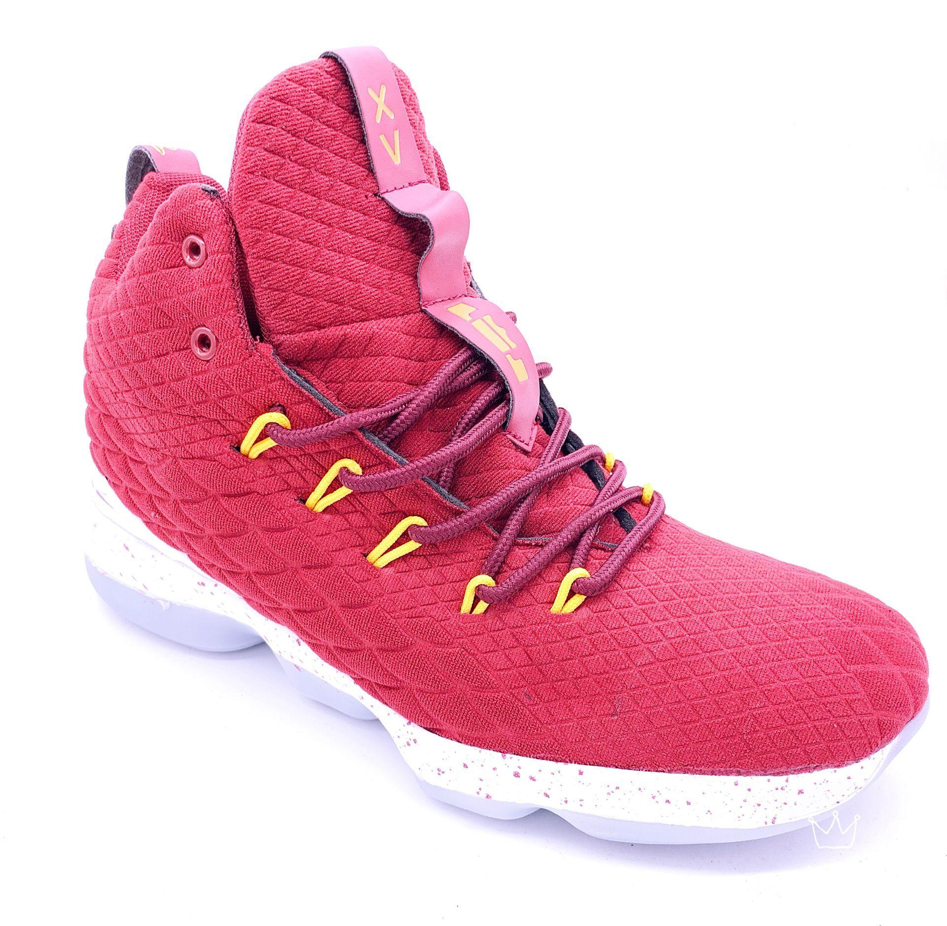 separation shoes 14830 77617 Lebron 15 XV Mens Sizes Basketball Shoes