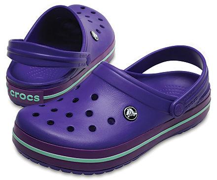 b2ca2bd99 Authentic Crocs™ Crocband Clog Ultraviolet   Amethyst