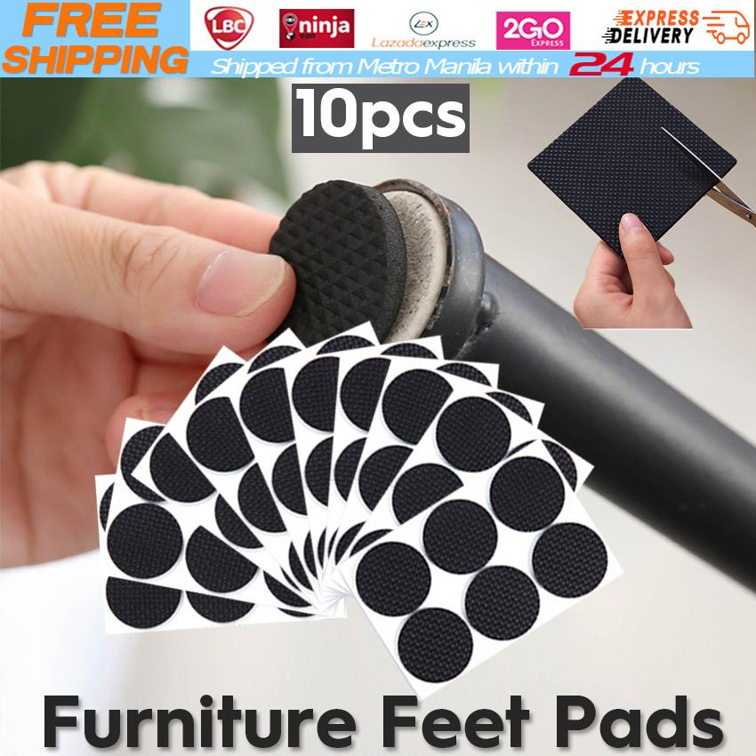 Non Slip Self Adhesive Furniture Rubber, Rubber Pads For Furniture Feet