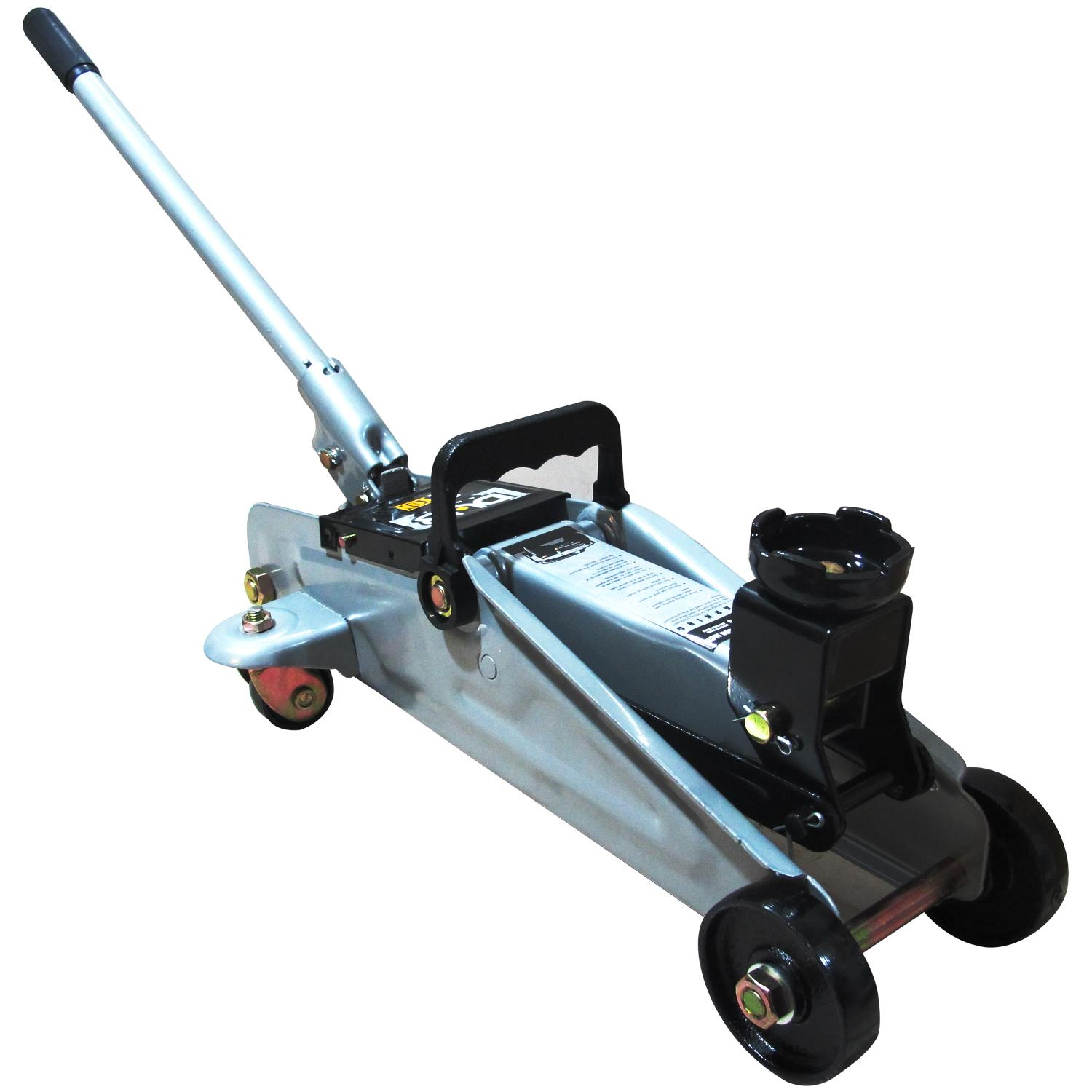 Dub Heavy Duty Floor Jack 2 Ton (black) By Blade Auto Center.
