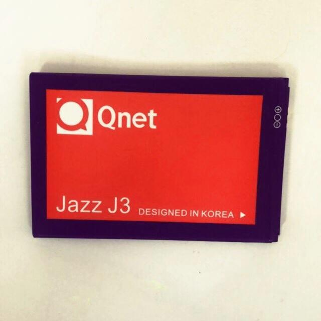 Qnet mobile battery for JAZZ J3
