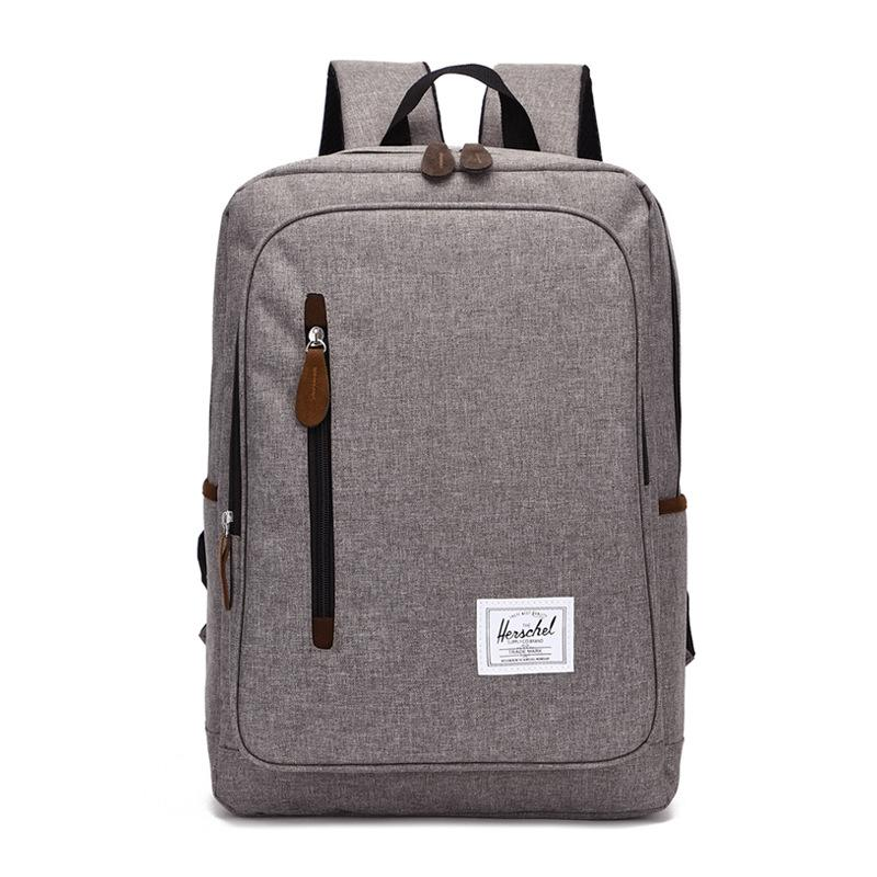 NEW TIME Fashion Waterproof 180 Degree Zipper Men Casual Business 15inch  Laptop Bag Function Rucksack Anti 85768da09a63e