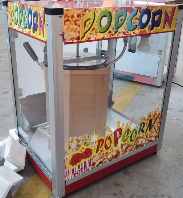 Popcorn Machine Popcorn Maker Commercial Heavy Duty By Food Gen Supply.
