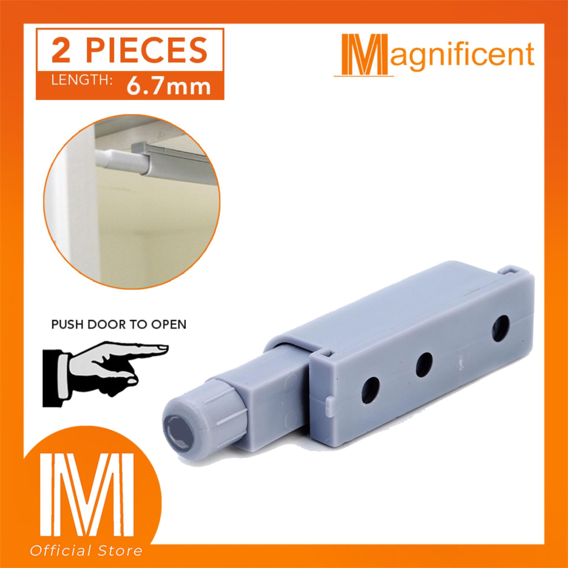 4PCS Door Catch Latch Push To Open System Kitchen Cabinet   Damper Buffers FO