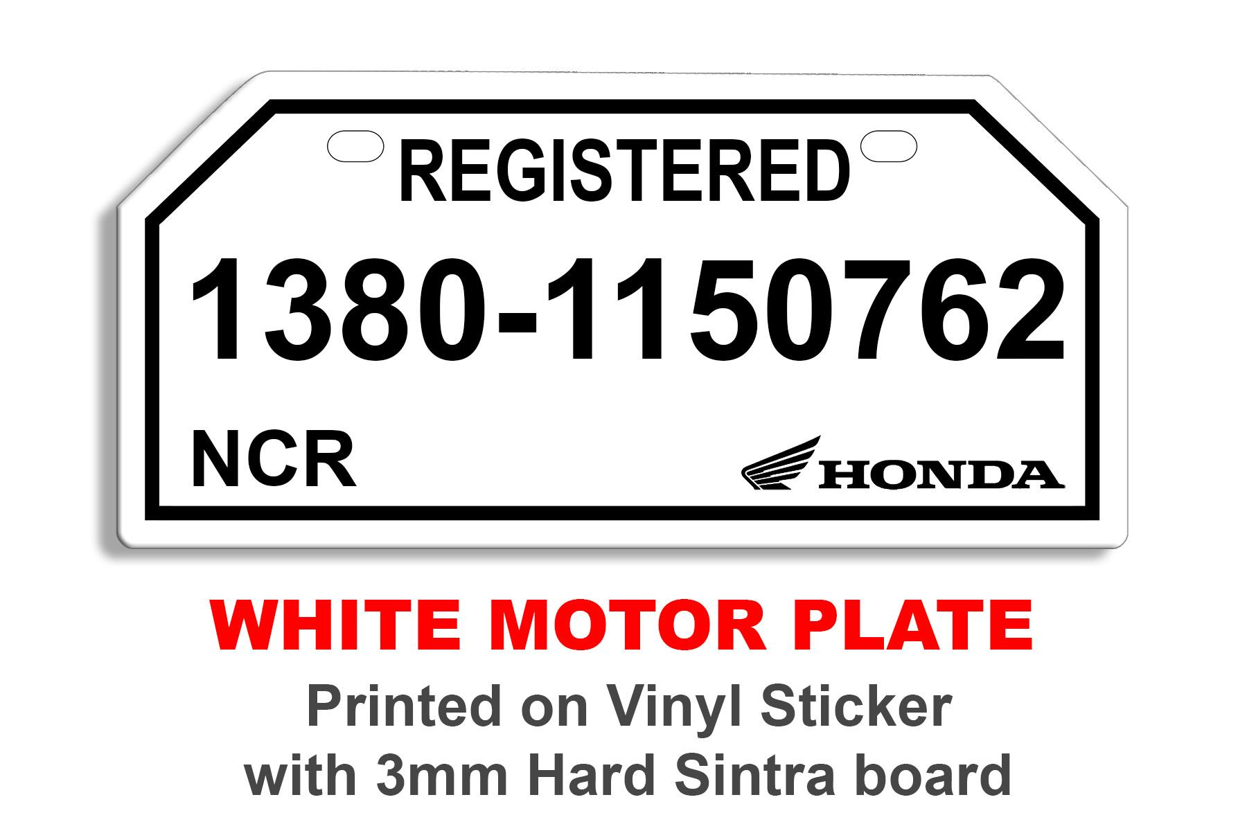 graphic relating to Printable Temporary License Plate Template identify opisnijuan personalized Plate Engine plate selection