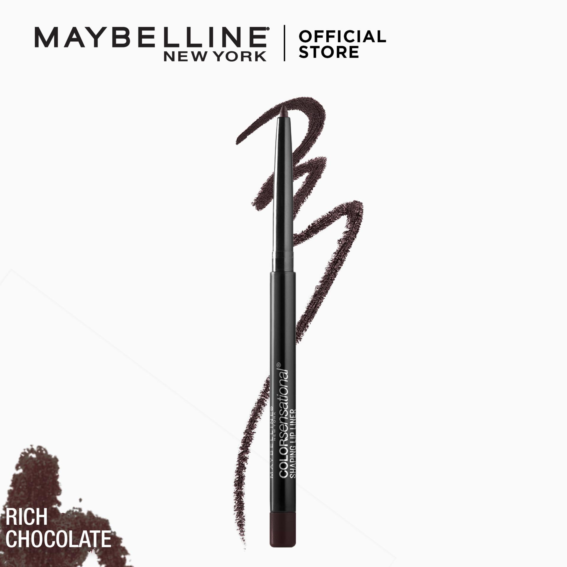 Lip Liner By Maybelline Color Sensational By Maybelline