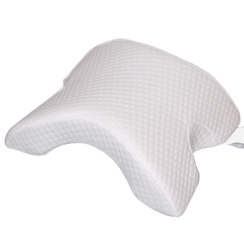 2Pcs Assist Pillow Memory Foam With Arch Pad For Couples Double Multifunction Arched Pillow Cùng Giá Khuyến Mãi Hot