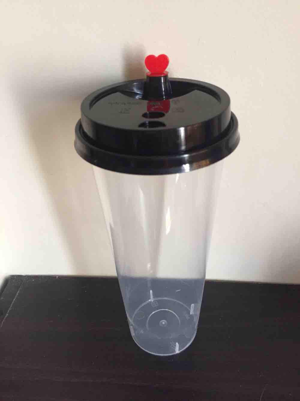 22 oz PP Hard Cup with Lid (10 pcs)