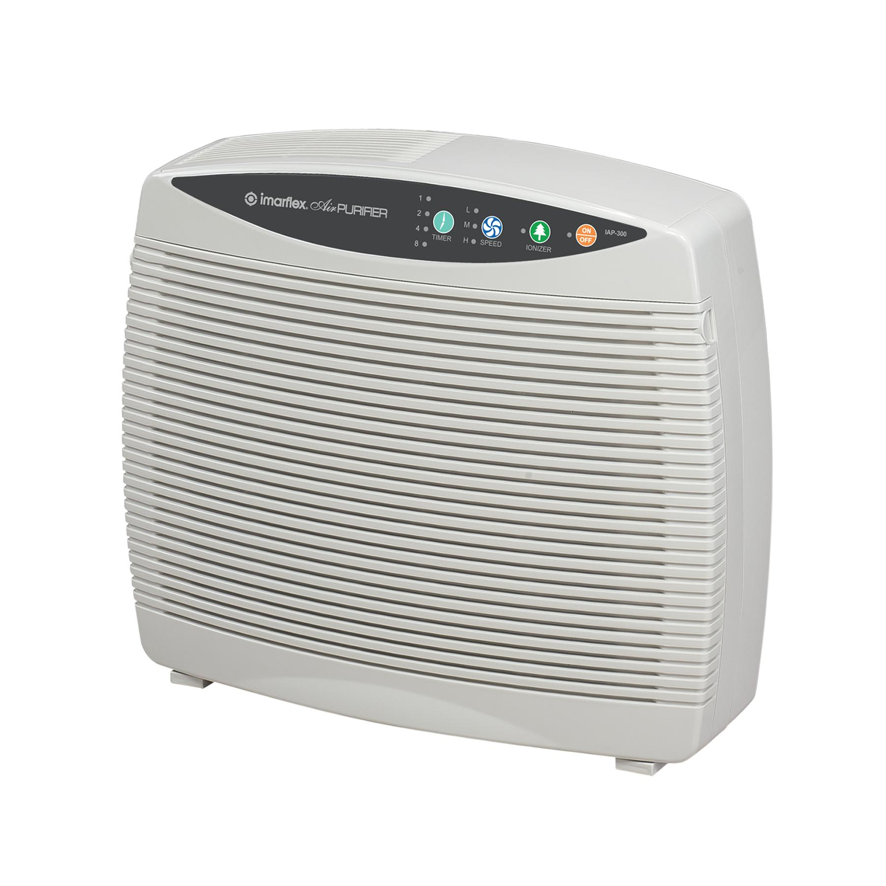 Imarflex Iap-300 Air Purifier (white) By Imarflex.
