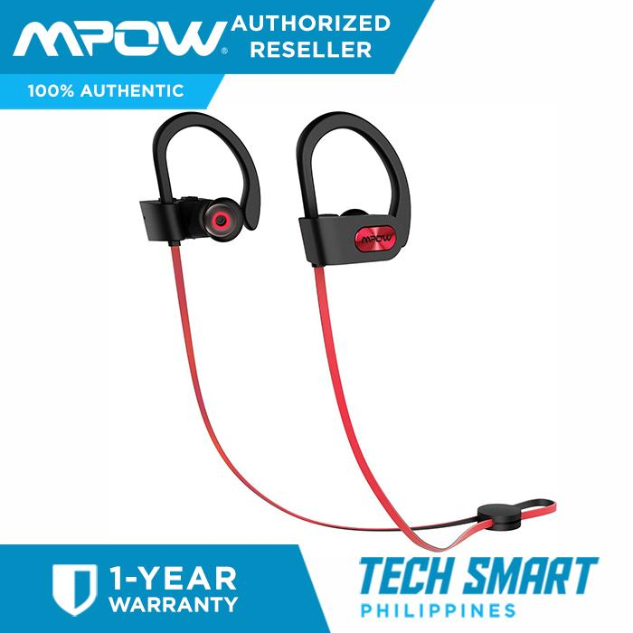 7f7f969aa3a Mpow Flame Bluetooth Headphones Waterproof IPX7, Wireless Earbuds Sport,  Richer Bass HiFi Stereo in