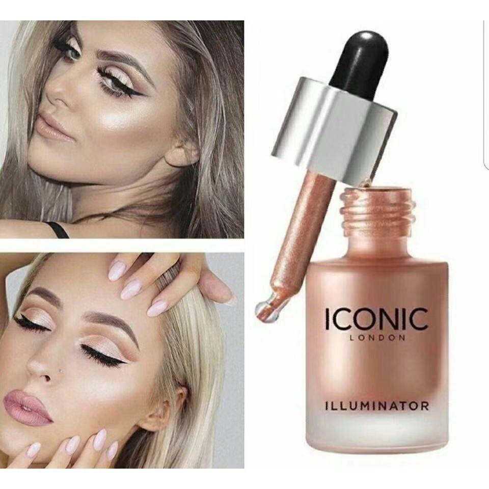 fashion Iconic London Illuminator Dropper High Gloss Liquid Makeup Philippines