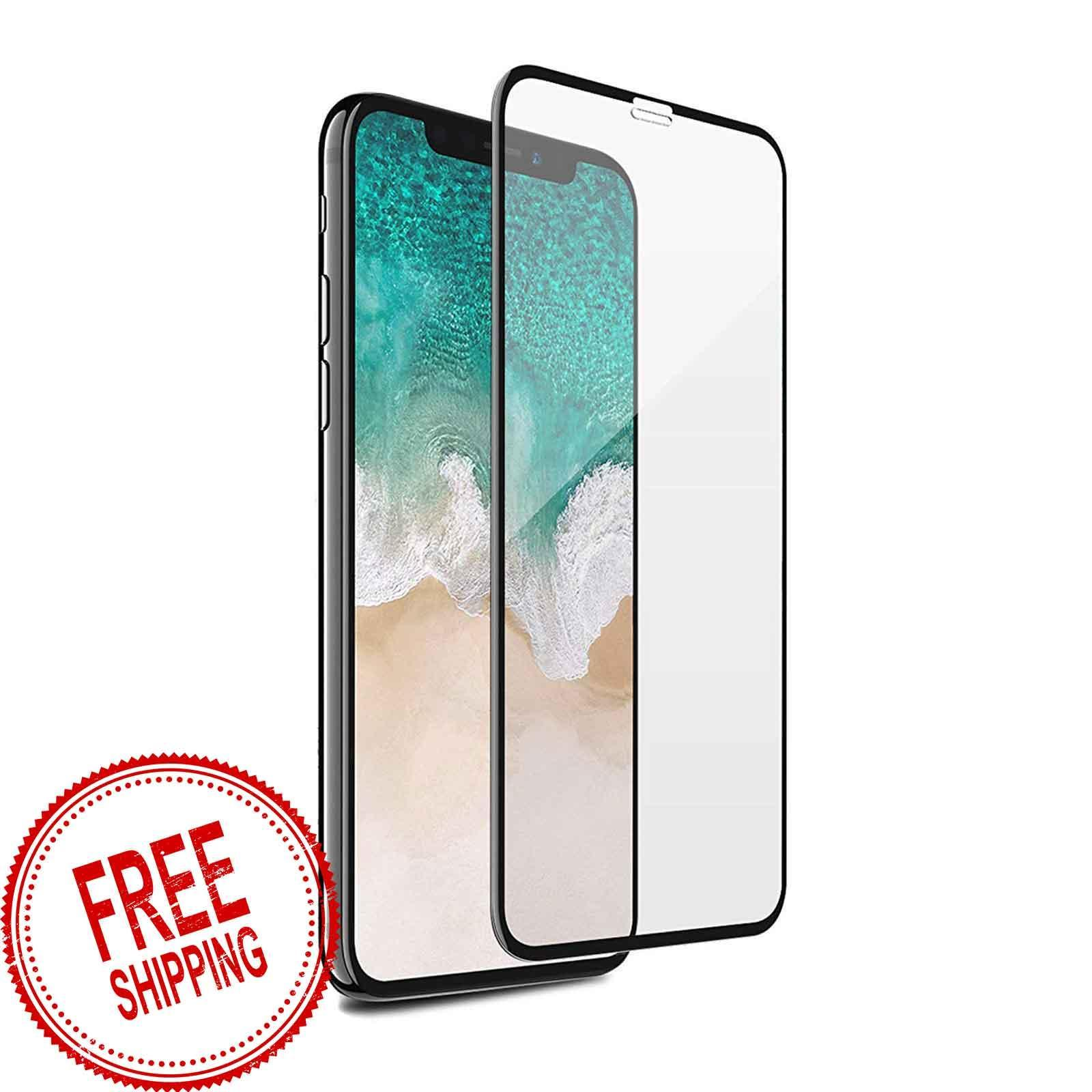 2.5D Tempered Glass for iPhone X / iPhone XS / iPhone XR / iPhone XS