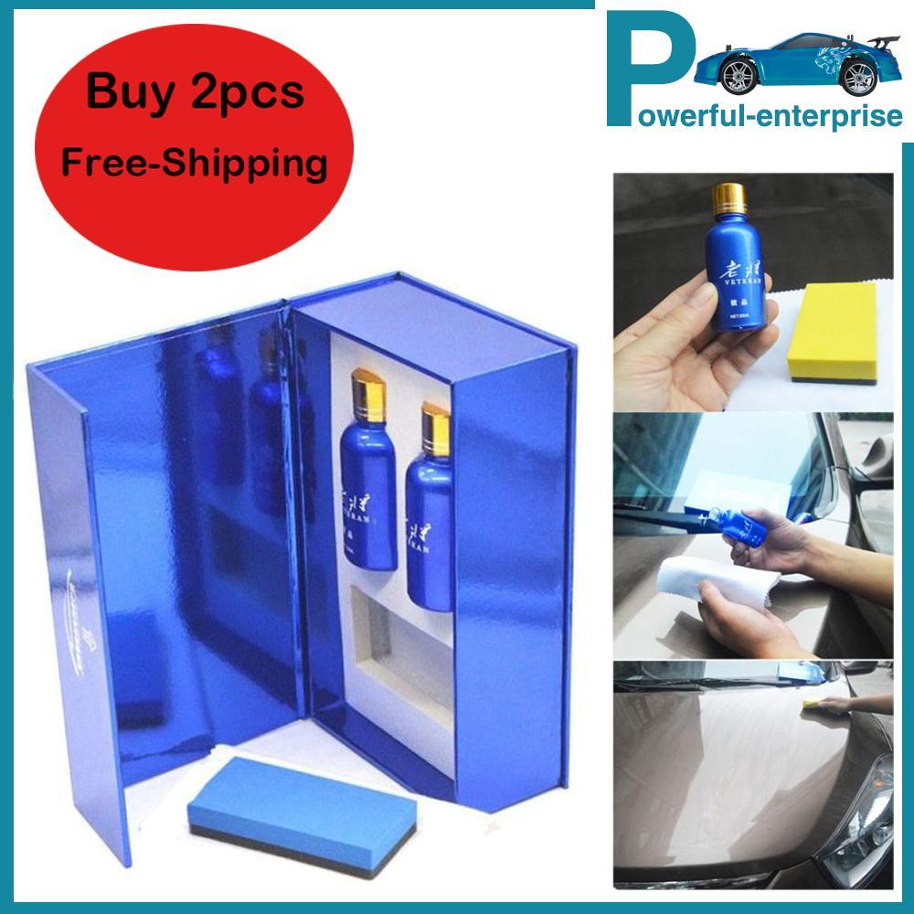 9h Hardness Car Liquid Ceramic Coat Super Hydrophobic Glass Coating Car Polish - Intl By Powerful-Enterprise.