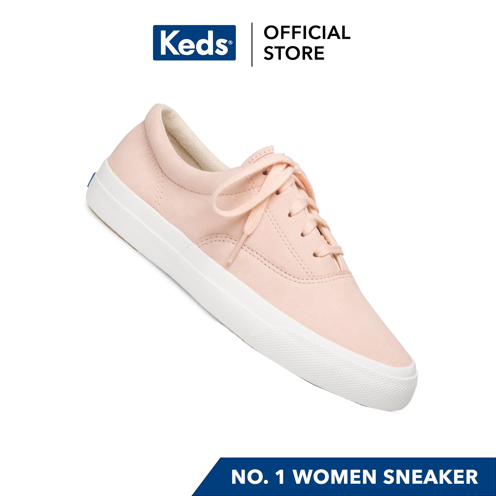 Keds Anchor Nubuck Sneakers (Light