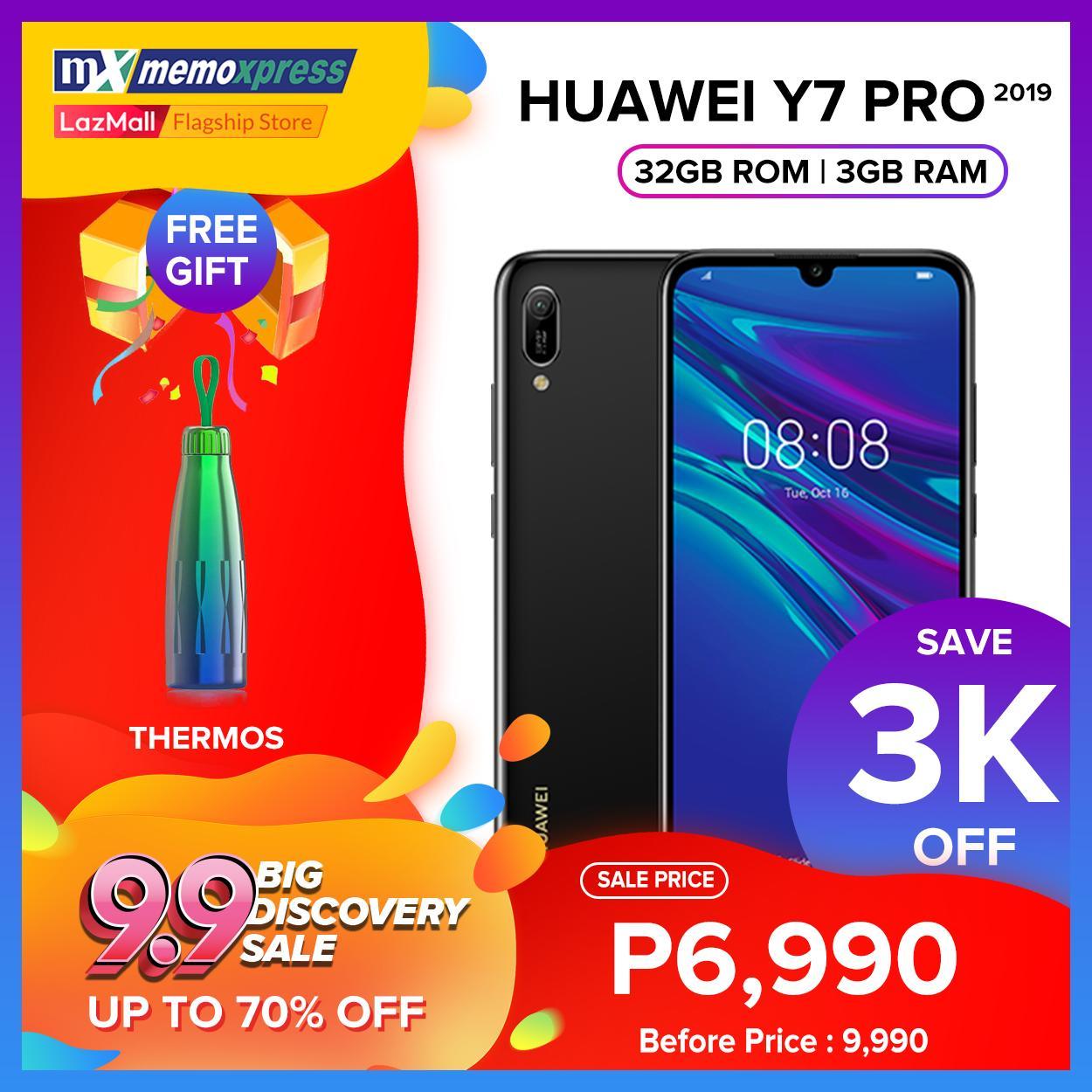 Huawei Y7 Pro 2019 6 26