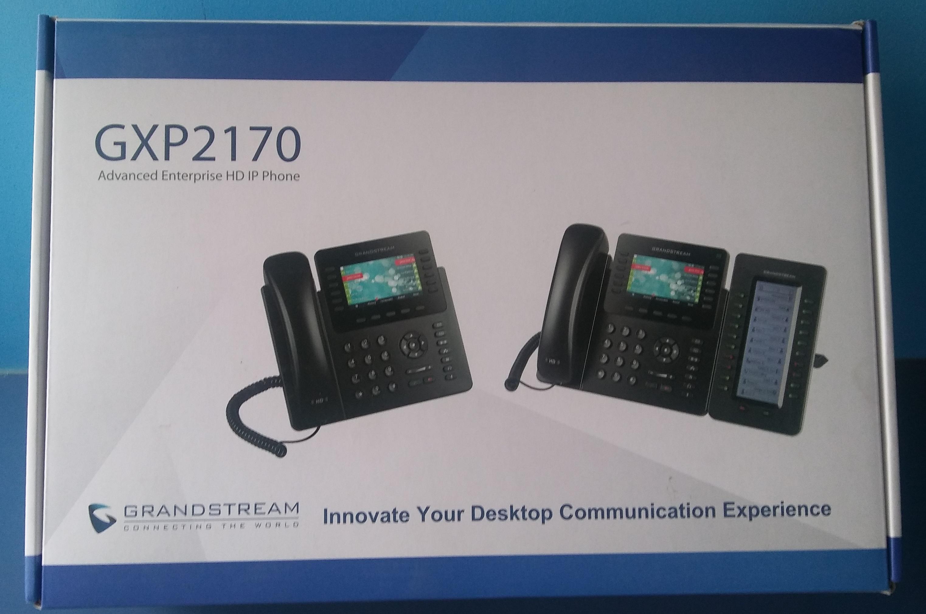 Grandstream GXP 2170 IP Phone