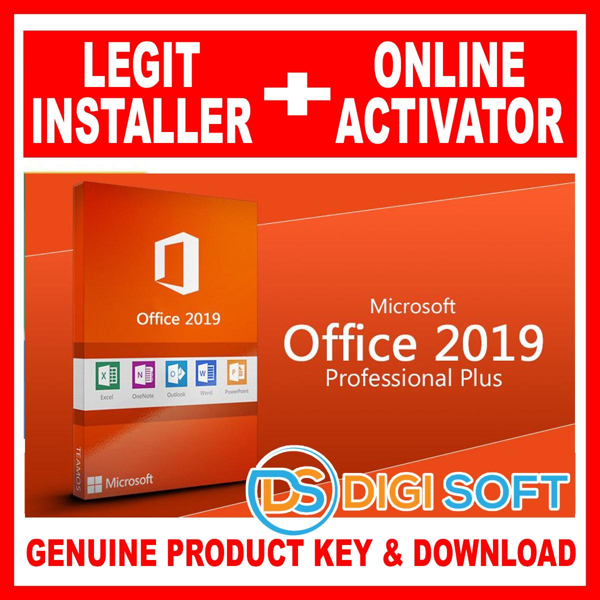 ms product key 2019