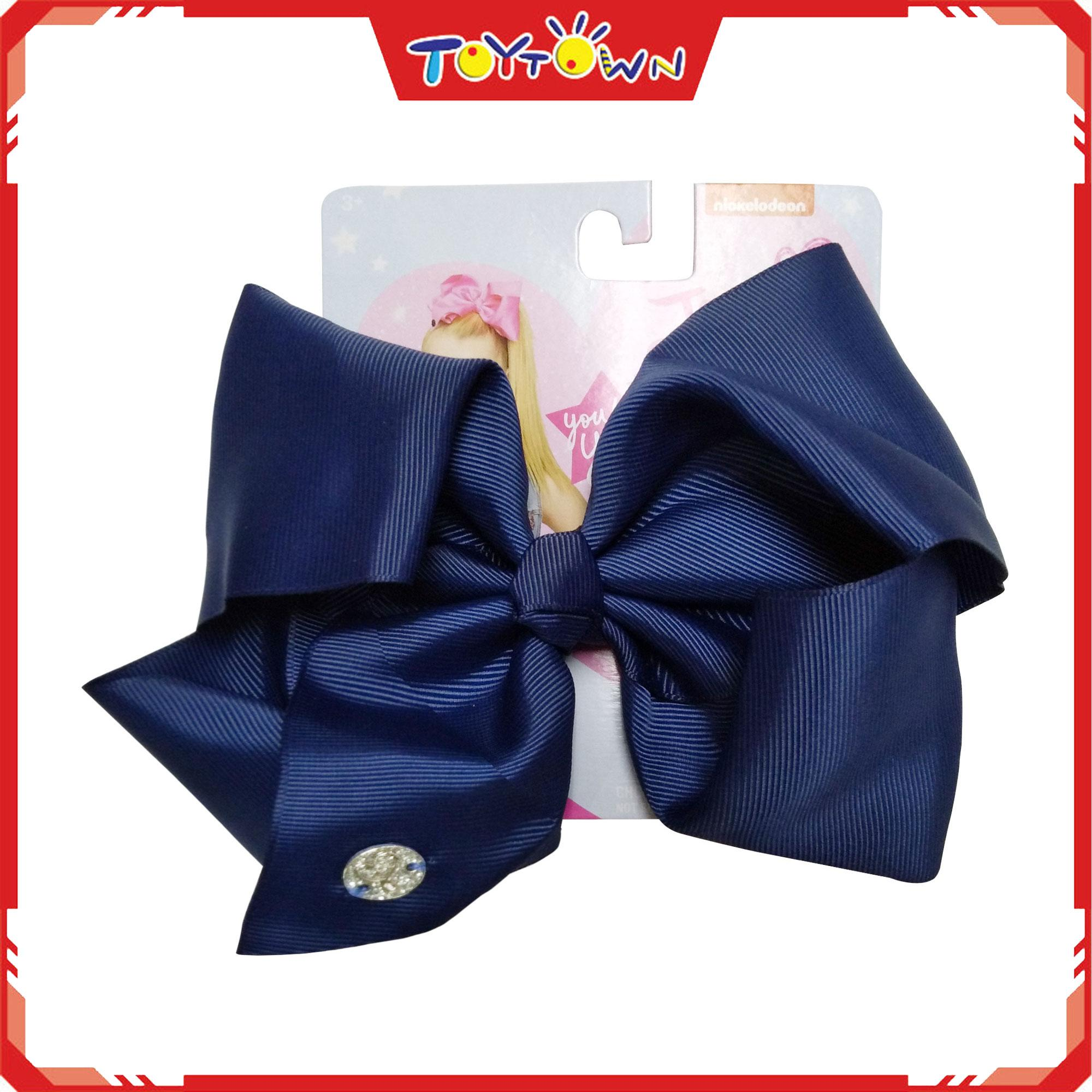 Jojo Siwa Navy Bows By Toytown 2