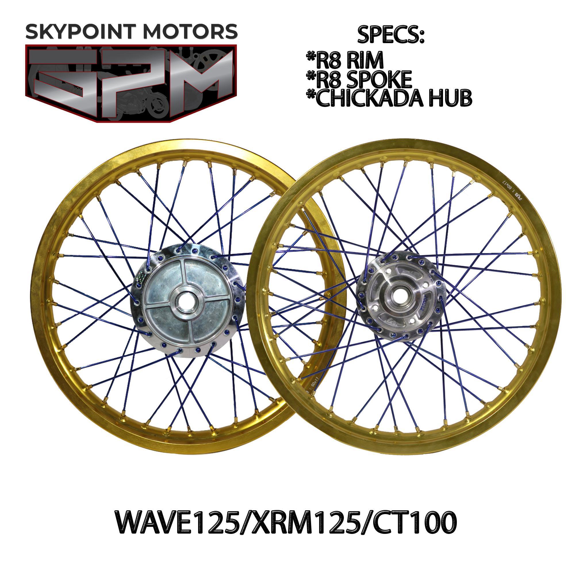 Motorcycle Tires & Wheels for sale - Motorbike Tires