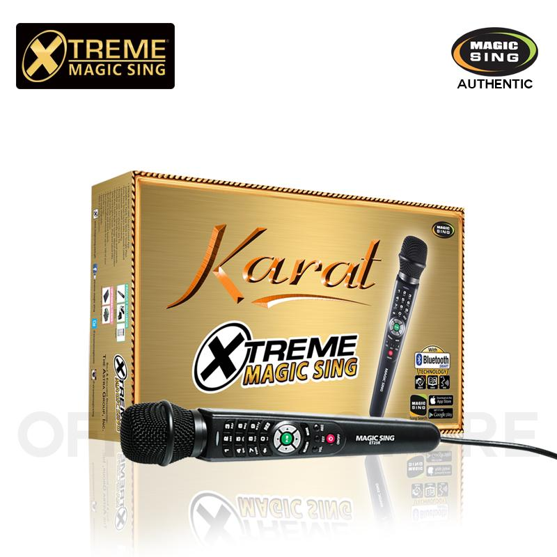 Xtreme Magic Sing Karat Smart Videoke