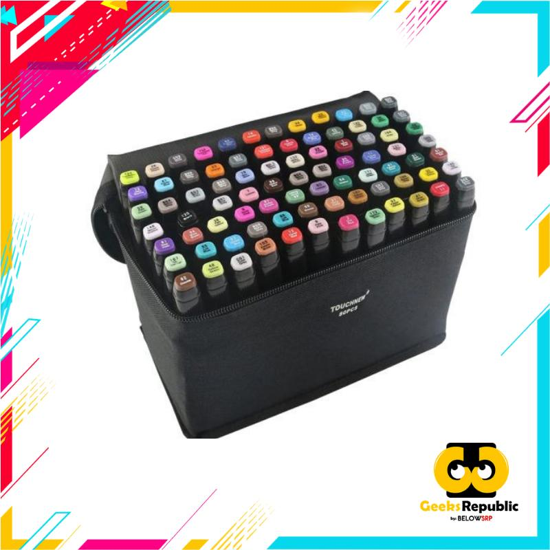 Geeks Republic Touchfive / Touch Five 80pcs Marker Standard By Geeks Republic.