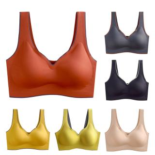 Đồ Lót Adboom Đồ Lót Thể Thao Tập Yoga, Không Viền, Chất Liệu Latex, Áo Ngực Thể Thao Trí Nhớ 5D thumbnail
