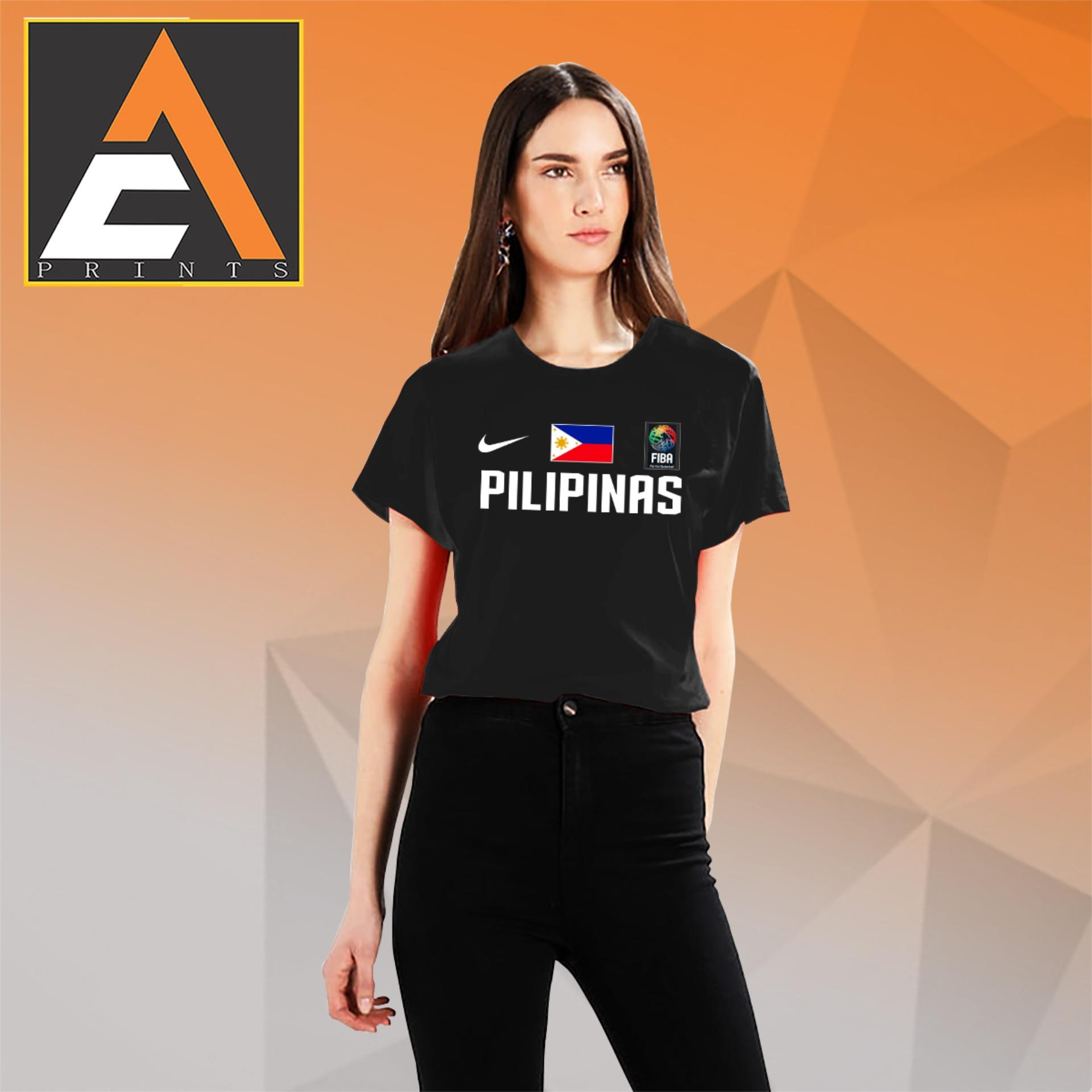 02c82330a53d7 Product details of Gilas Pilipinas t shirt Basketball Shirt Unisex(Men Women )(Male Female)(Gildan) T-shirts Tees T shirts Tshirts  Tees(black