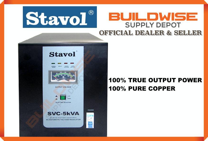 Stavol Philippines: Stavol price list - Power Supply for sale | Lazada